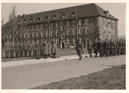 Bundesgrenzschutz Coburg